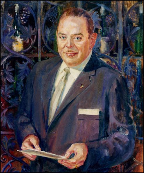 El Gaucho Victor Rosellini Painting